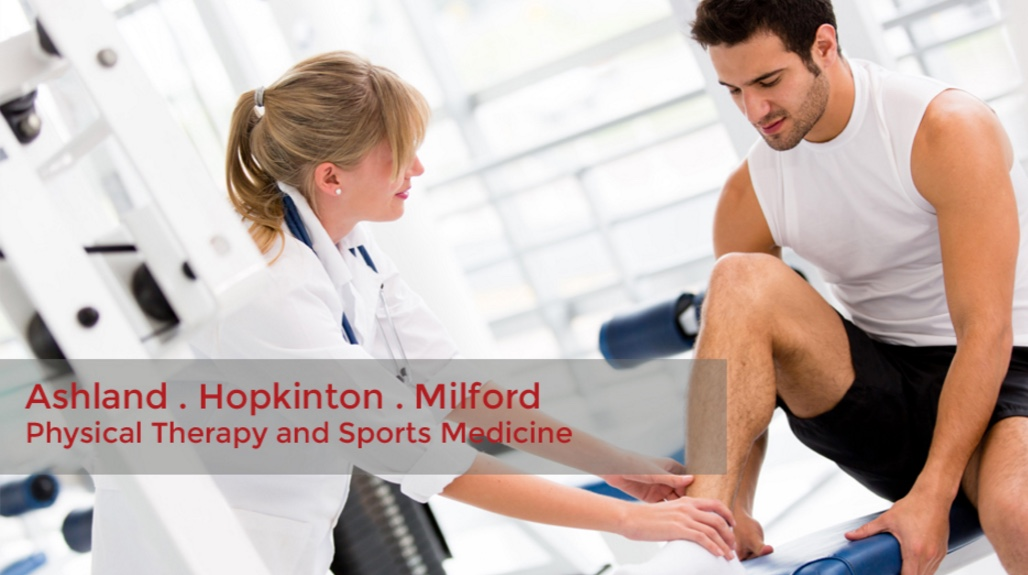 National PT Month: Hopkinton and Ashland Physical Therapy
