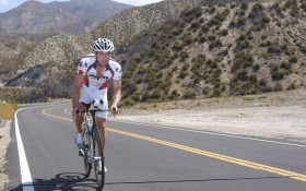 Spotlight on Andy Funk: Vegas in 24 Charity Ride