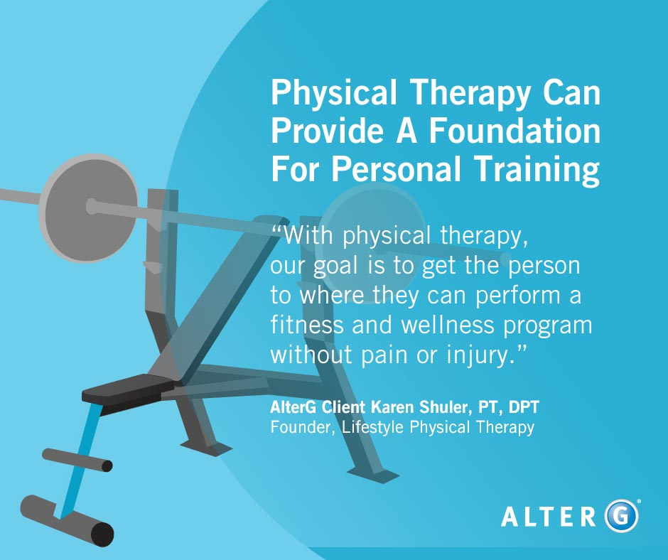 Do Active Seniors Need A Personal Trainer Or Physical Therapist?