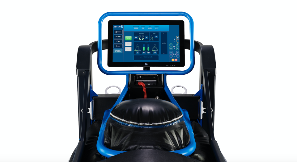 3 Ways AlterG Technology is Changing Athletic Training and Rehab