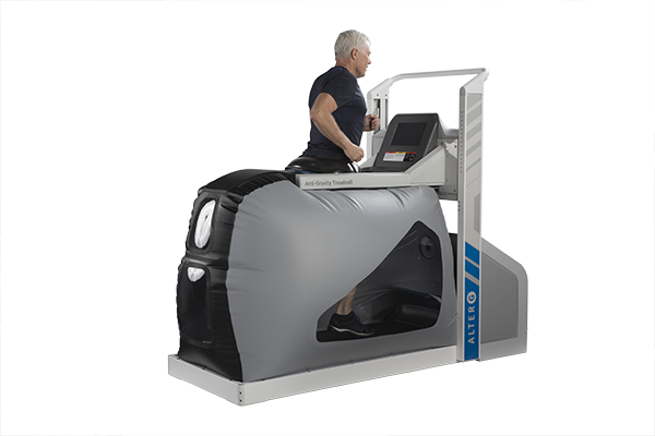 How Should I Prepare for My Session with AlterG?