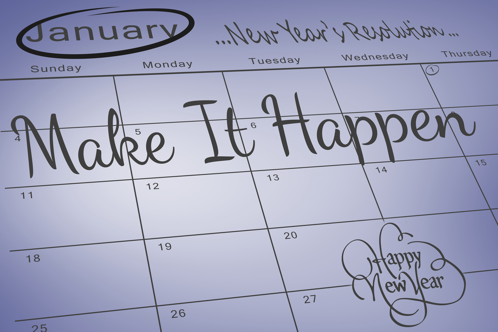 4 Ways to Safely Achieve Your New Year's Resolutions