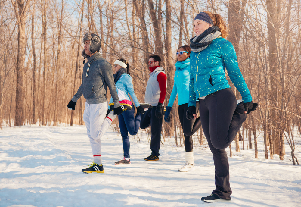 5 Pointers for Better Training in Cold Weather