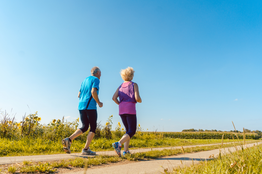 6 Tips for Running in Your Fifties