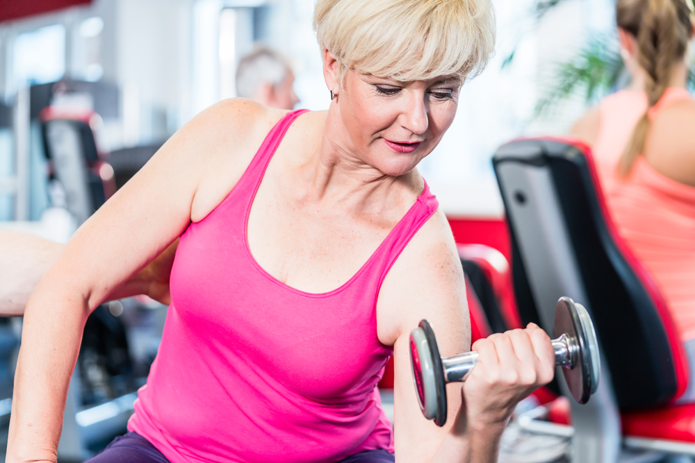 How to Keep from Losing Muscle Mass As You Age